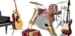 various-instruments